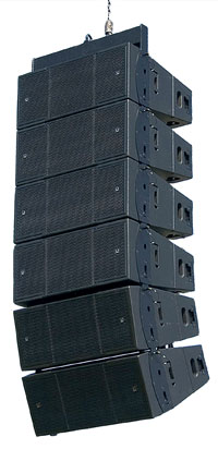 Turbosound Flex Array System