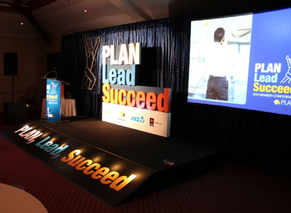 PLAN Conference at Abbey Beach Resort