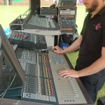 James at FOH