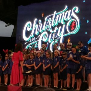 Christmas in the City 2016