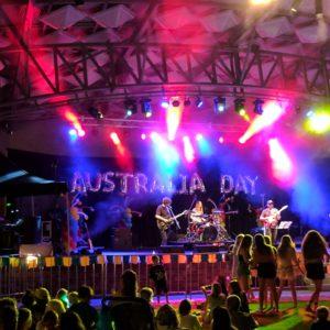 Australia Day Skyfest 2017