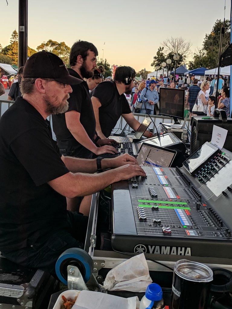 Skyfest Bunbury | Totally Sound