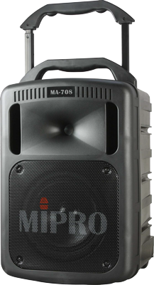 Got a special event coming up where you need to be heard? looking for a portable PA system? Our range of Mipro Portable PA's come fully equipped with a wireless microphone making setting up the audio for your event, easy as!